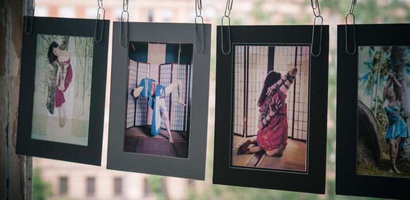 RopeAndFoto - фотовыставка шибари
